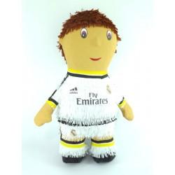 Piñata Jugador de Fútbol Real Madrid