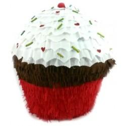 Piñata Cup Cake 3D