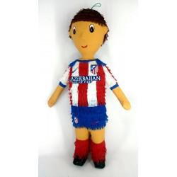 Piñata Jugador Futbol del ALTETICO DE MADRID
