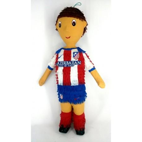 Piñata Jugador del ALTETICO DE MADRID