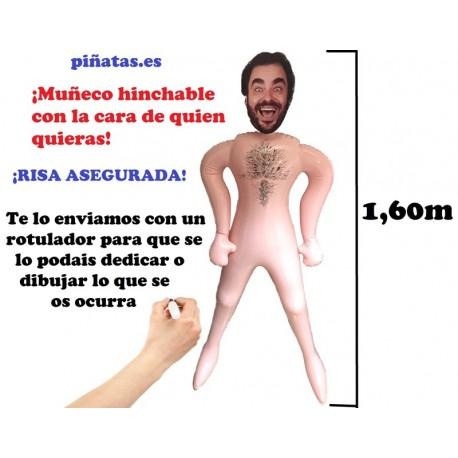 MUNECO HINCHABLE