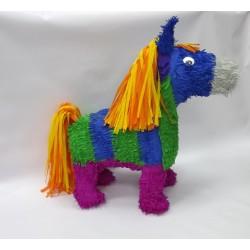 Piñata Caballito de Colores