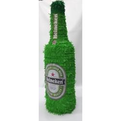 Piñata Botella de Cerveza Heineken