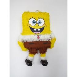Piñata Personaje Bob Esponja
